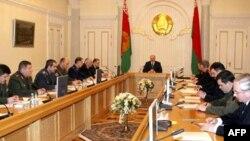 Правительство Беларуси, Минск 20 января 2011