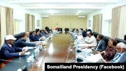 Xukuumadda Somaliland