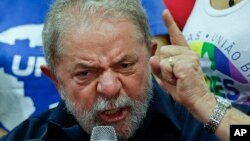 Silva, quien está al frente de las encuestas de popularidad para las elecciones del 2018, negó haber actuado mal.