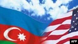 ABŞ və Azərbaycan bayrağı