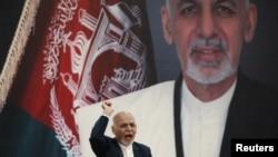 Ашраф Гани, президент Афганистана