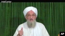 មេដឹកនាំ អាល់កៃដា ឈ្មោះ អាយមែន អាល ហ្សាវ៉ាហ៊ីរី (Ayman al-Zawahiri)