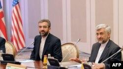 伊朗首席核談判代表賈利利星期五出席聯合國安理會五個常任理事國﹑德國在哈薩克斯坦的阿拉木圖展開討論。