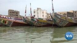 Rising Sea Levels Challenge Senegal Fishermen