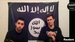 Snimak u kojem muškarci tvrde da su povezani sa islamskom ekstremističkom grupom iz Dagestana