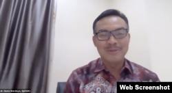 Kepala BKKBN dr.Hasto Wardoyo Sp.OG. (Foto: screenshot)