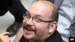 간첩 혐의로 이란 당국에 구금된 미국 '워싱턴포스트' 신문의 제이슨 레자이안 기자. (자료사진)