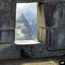 A photo of a temple with three windows is one of the photographer's favorites