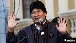 El presidente Evo Morales expulsó a USAID de Bolivia tras acusarla de conspirar contra su gobierno.