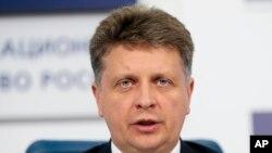 Menteri Transportasi Rusia Maxim Sokolov (Foto: dok).