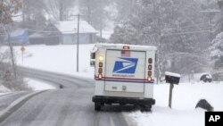 Nova snežna oluja zahvatila delove SAD