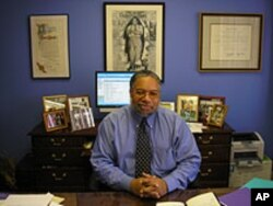 Lonnie Bunch, founding director of the Museum of African-American History and Culture