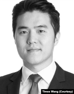 首席律師王代時(Times Wang) (照片由本人提供)