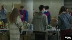 Avrupa'da okullardaki gıda yardımından yararlanan öğrenciler