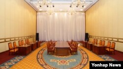 Pembicaraan kedua Korea yang dijadwalkan hari Rabu di Seoul ditunda hingga waktu yang belum ditentukan (11/6).