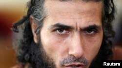 Jihad Diyab, ex-détenu syrien de la prison américaine de Guantanamo, réfugié en Uruguay, 13 février 2015.