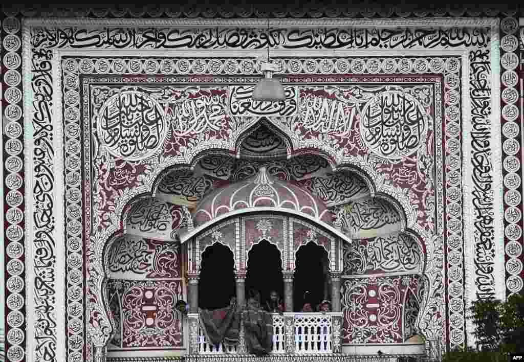 Pakistan - Kəraçi məscidi