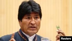La oposición señala que el gobierno de Evo Morales no tiene una lucha frontal y definida contra las drogas.
