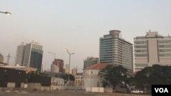 Edificio da Sonangol, Baixa de Luanda. Angola