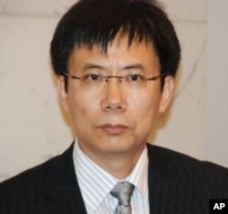 中國社會科學院台灣研究所副所長張冠華