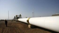امضای قرارداد خط لوله ايران و عراق