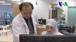 Budi Kusnoto, Ortodontik Indonesia di Chicago - Liputan Feature VOA Oktober 2011