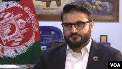 حمد الله محب هیله وکړه چې امریکا د افغان ځواکونو سره مالي مرستې روانې وساتي