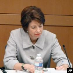 加州大学全球冲突与合作中心主任谢淑丽