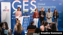 Global Entrepreneurship Summit (GES) 2019, June 3-5 in The Hague. (GES photo by Paul Barendregt/Public Domain)