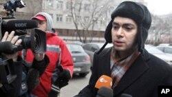 """Григорий Мелконянц - актвист """"Голоса"""""""