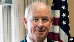 State Department Spokesman P.J. Crowley (undated photo)