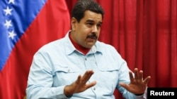 """Nicolas Maduro dijo que el 9 de marzo """"no se nos olvidará jamás""""."""