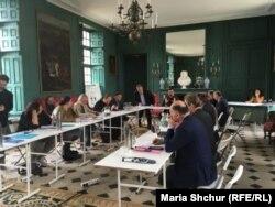 Зустріч українських, російських та західноєвропейських істориків, 23-25 травня, 2018