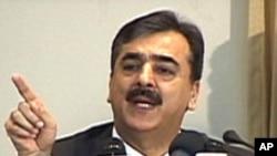 وزیراعظم گیلانی کا دورہ عمان، تجارتی روابط بڑھانے پر غور