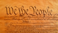U.S. Constitution's First Amendment In Today's Political Climate
