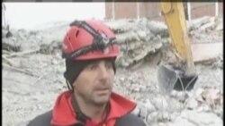 土耳其地震搜救工作仍在进行