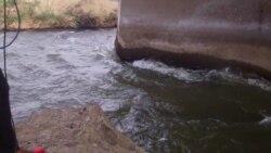 Água no Uíge infectada com cólera - 2:37
