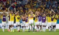 Colombia hopes to take down Brazil in Fortaleza.