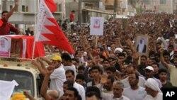 آرشیف از مظاهرات مردم در بحرین