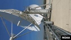 NOAA phân tích tín hiệu từ vệ tinh thời tiết để đưa ra dự báo