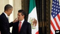 El presidente Obama, el primer ministro canadiense, Stephen Harper, y Peña Nieto se reunirán en busca de acuerdos económicos.