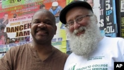 The friendship between Geoffrey Davis and Rueven Lipkind is a model for growing cooperation and understanding between groups in Crown Heights Brooklyn