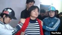 Bà Trần Thị Nga đã bị công an bắt vào ngày 21/1/2017 và bị khởi tố theo điều 88 Bộ Luật Hình Sự - 'tuyên truyền chống nhà nước CHXHCN Việt Nam'.