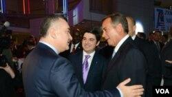 Con Beyner, Elin Suleymanov, Anar Məmmədov