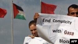 Израиль арестовал «флотилию свободы»