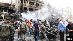 IRAQ BAGHDAD CAR BOMB TERROR