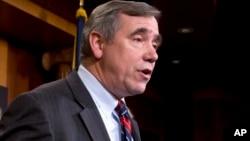 美国西部俄勒冈州民主党籍参议员杰夫·默克利