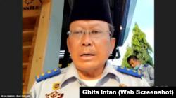 Dirjen Perhubungan Darat Kemenhub Budi Setiadi mengatakan pihaknya akan memasifkan tes COVID-19 kepada para pemudik yang akan kembali ke Jakarta. (Foto: tangkapan layar/Ghita Intan/VOA)
