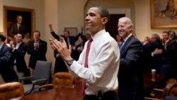 باراک اوباما لایحه اصلاح بیمه را به قانون تبدیل می کند