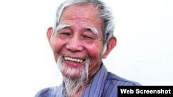 Ông Lê Đình Kình. Photo Đong Tam TV